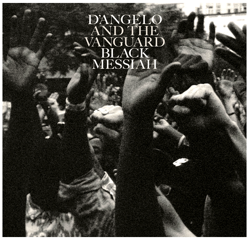 D'Angelo - Black Messiah - new LP
