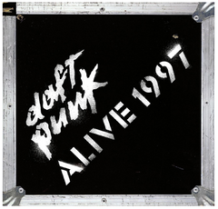 Daft Punk - Alive 1997: Live - new LP