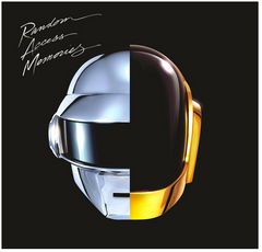 Daft Punk - Random Access Memories - new 2LP