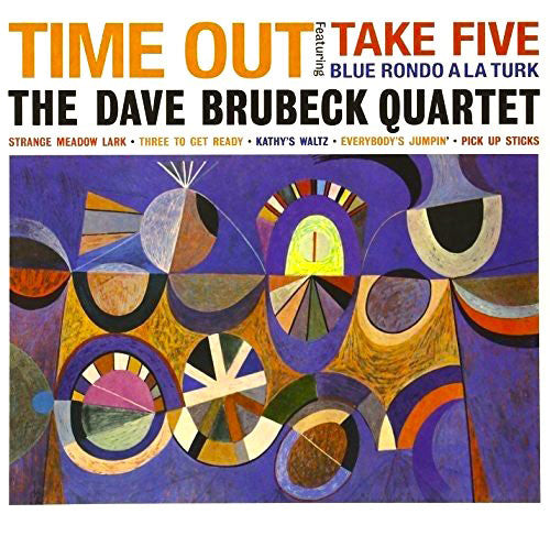 Dave Brubeck - Time Out - new LP