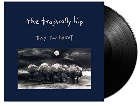 The Tragically Hip - Day for Night - new LP