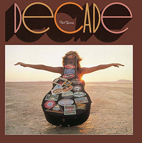Neil Young - Decade - new 3LP