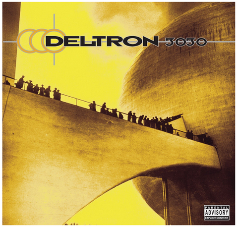 Deltron - Deltron 3030 - new LP