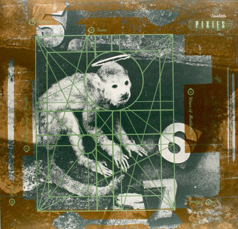Pixies - Doolittle - (180g, remaster) - new LP