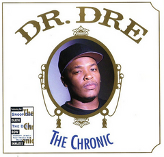 Dr. Dre - The Chronic - new LP