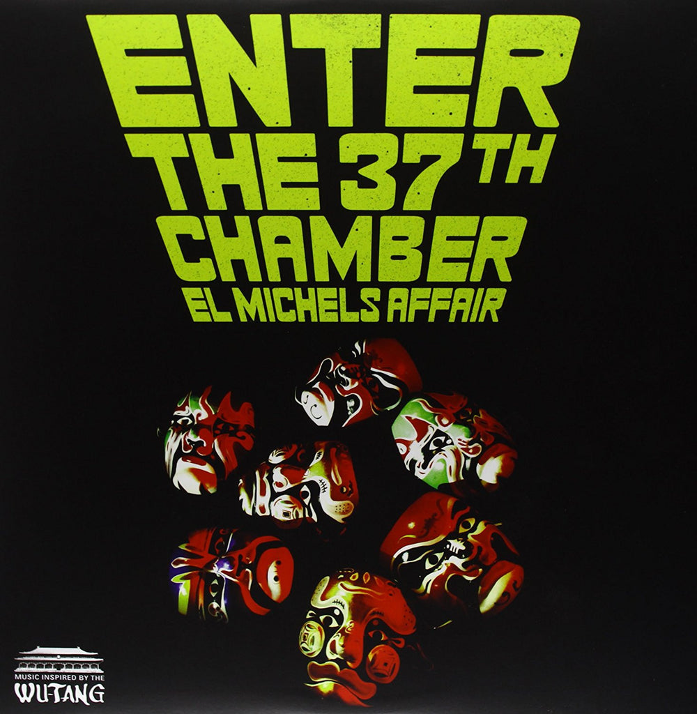 El Michels Affair - Enter the 37th Chamber - new LP