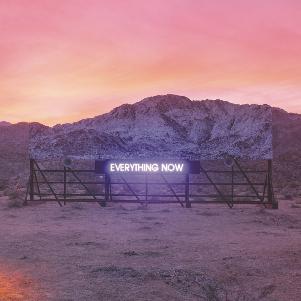 Arcade Fire - Everything Now (Day Version) - new LP