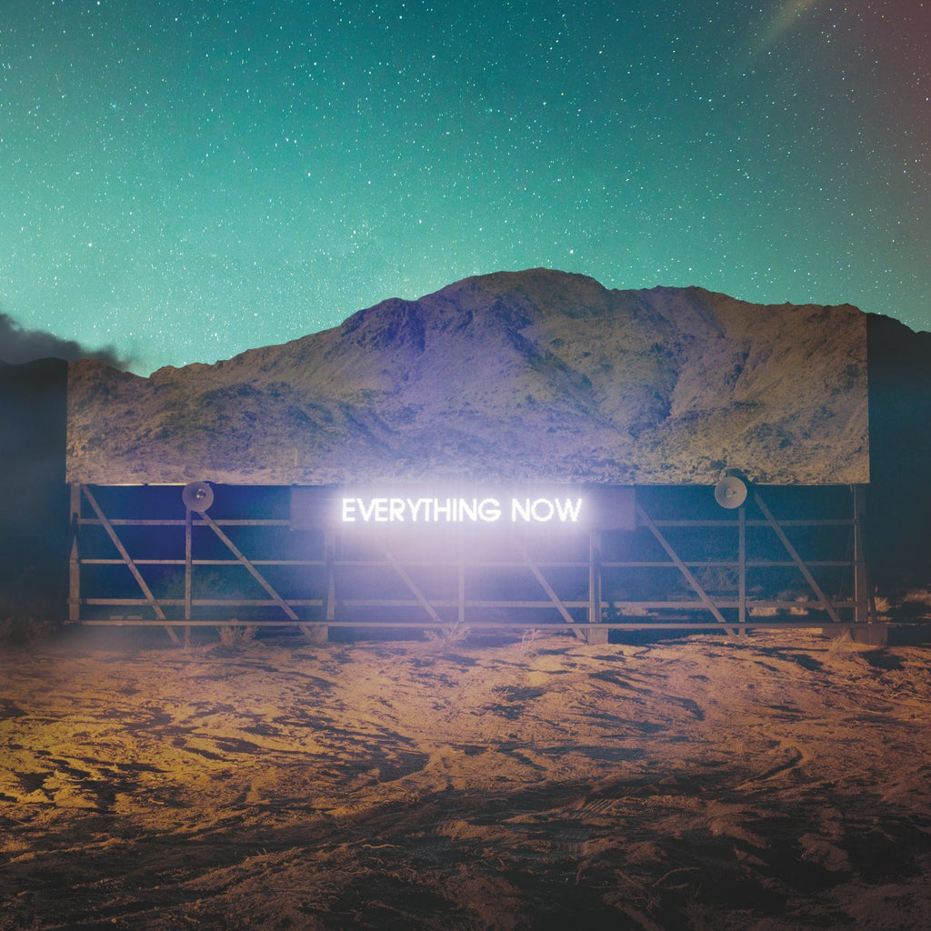 Arcade Fire - Everything Now (Night Version) - new LP