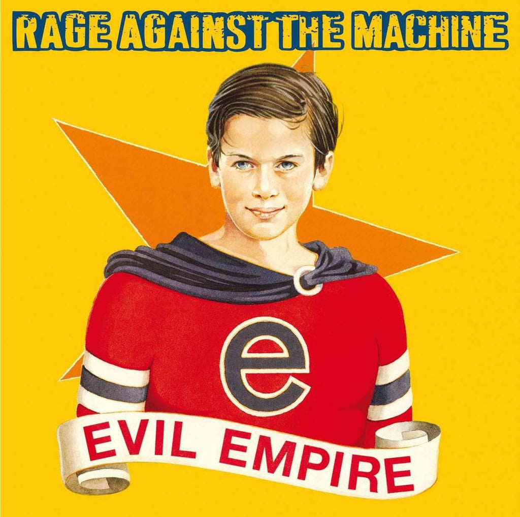 Rage Against The Machine - Evil Empire - (180g) new LP