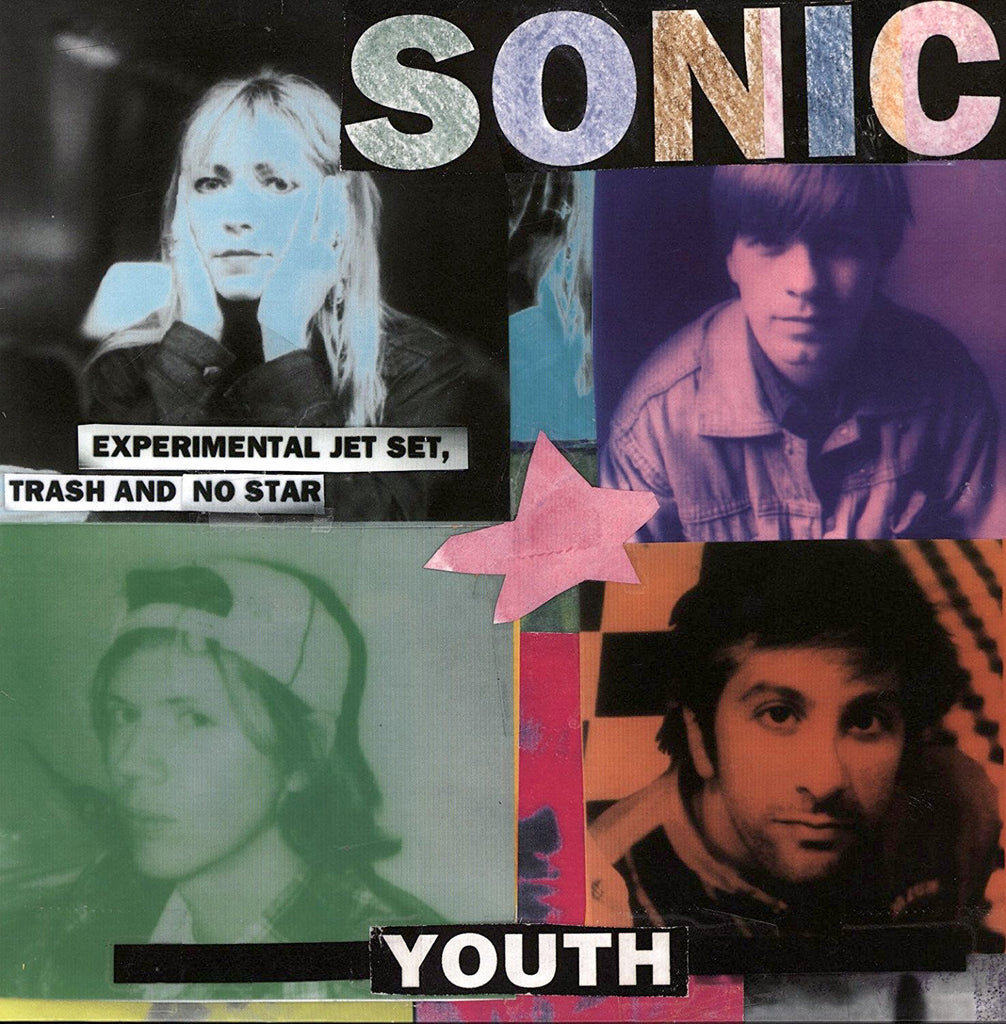 Sonic Youth - Experimental Jet Set, Trash and No Star (LP)