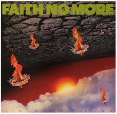 Faith No More - The Real Thing - new LP