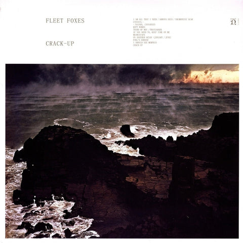Fleet Foxes - Crack-Up - new LP