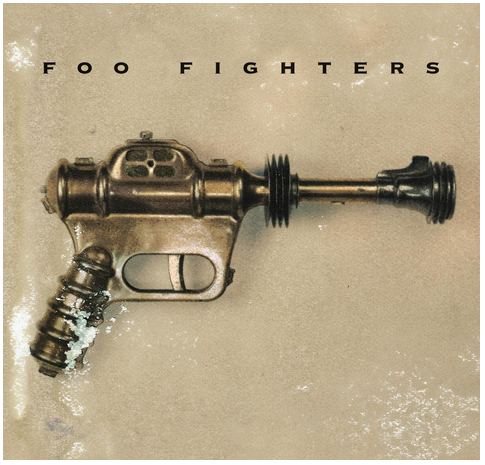 Foo Fighters - S/T - new LP