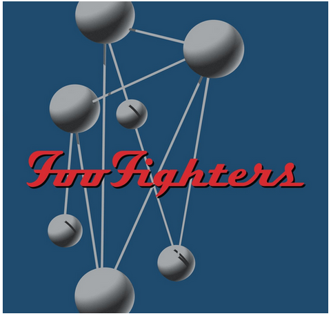 Foo Fighters - The Colour and the Shape - new LP