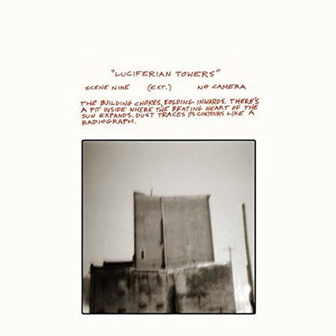 Godspeed You! Black Emperor -Luciferian Towers - new LP
