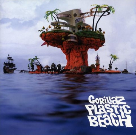Gorillaz - Plastic Beach - new LP
