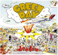 Green Day - Dookie - new LP