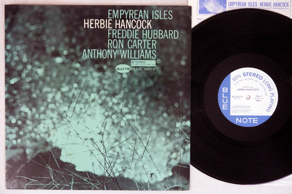 HERBIE HANCOCK - EMPYREAN ISLES - 1984 Japanese re-issue, used LP
