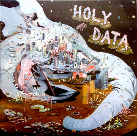 Holy Data - S/T - new LP
