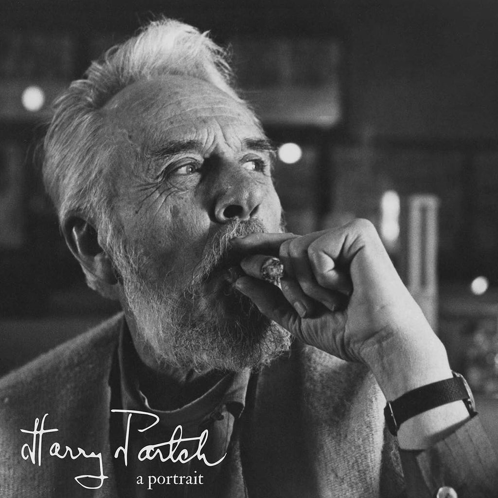 Harry Partch – A Portrait - new LP