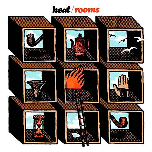 Heat - Rooms (LP)