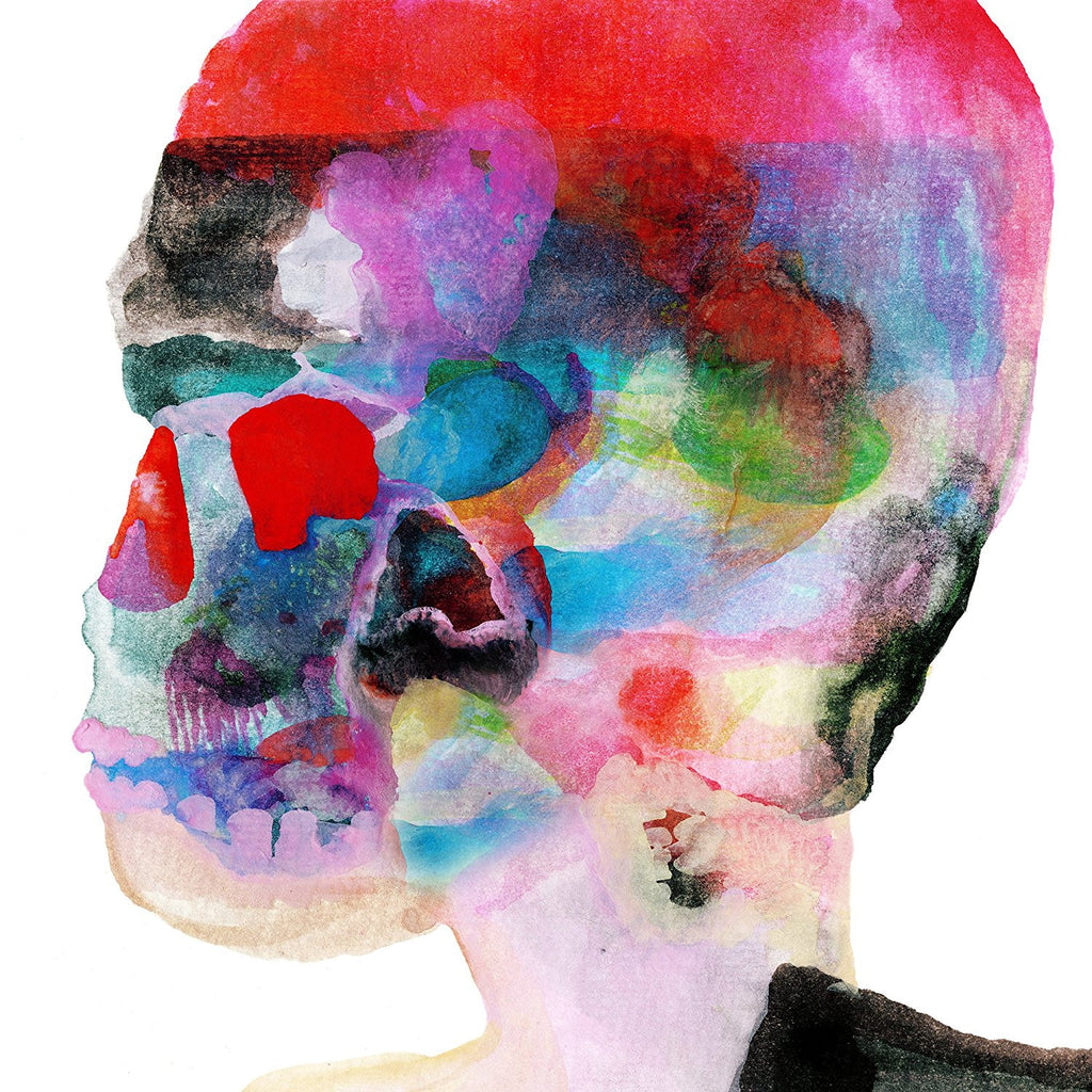Spoon - Hot Thoughts - new LP (red vinyl ed.)