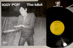 IGGY POP - The Idiot - 1983 Japanese re-issue, used LP