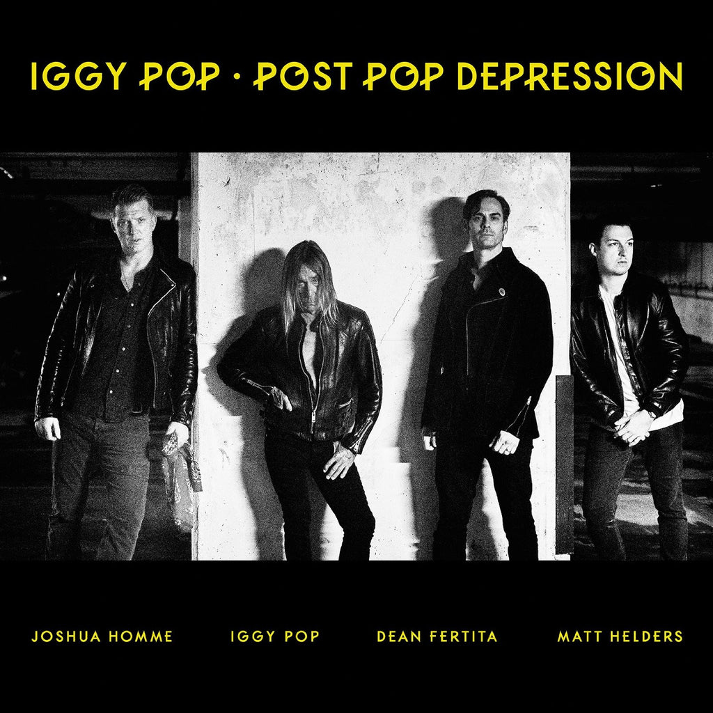 Iggy Pop – Post Pop Depression - new LP