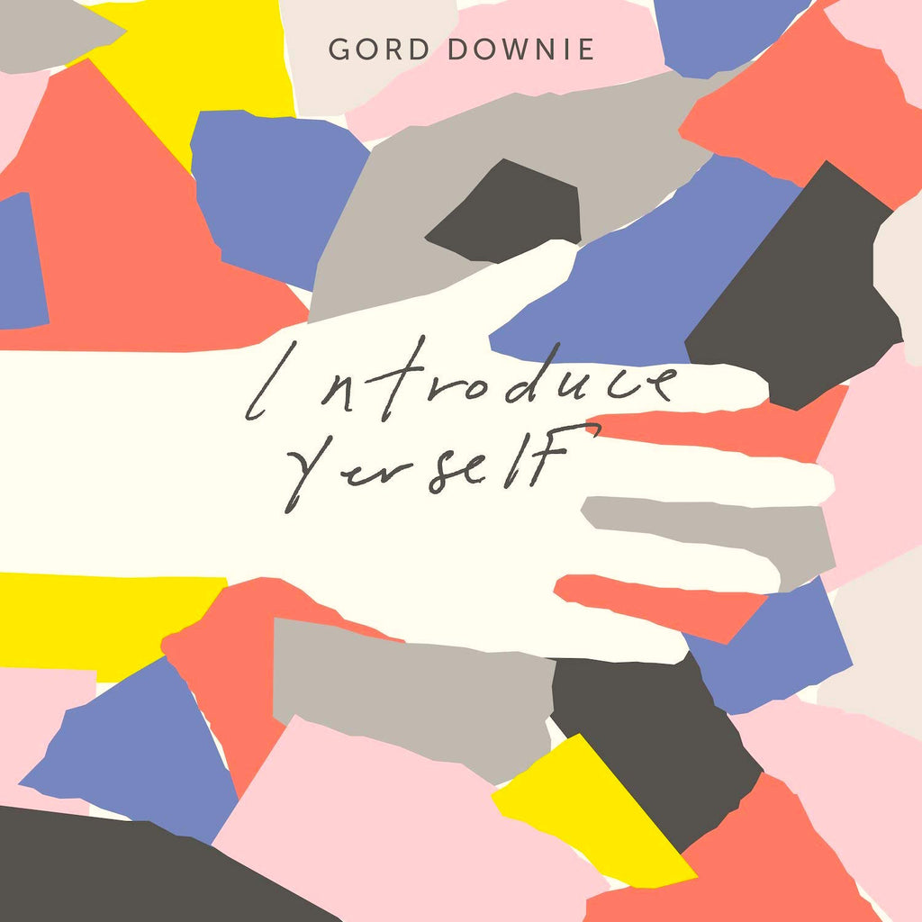 Gord Downie - Introduce Yerself - new LP