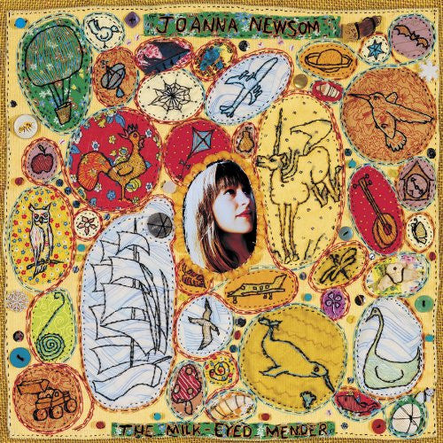 Joanna Newsom - The Milk-Eyed Mender - new LP