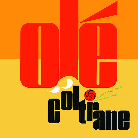 John Coltrane - Ole - new LP