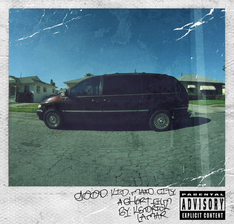 Kendrick Lamar - Good Kid M.A.A.D. City - new LP
