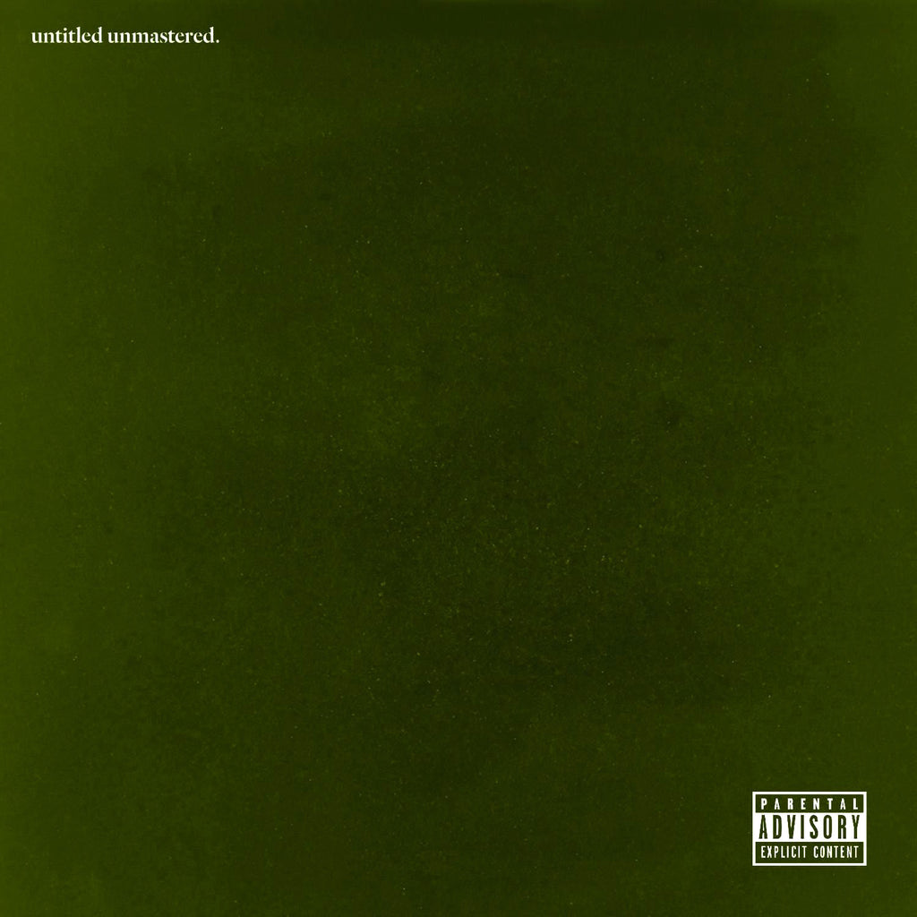 Kendrick Lamar - Untitled Unmastered (LP)