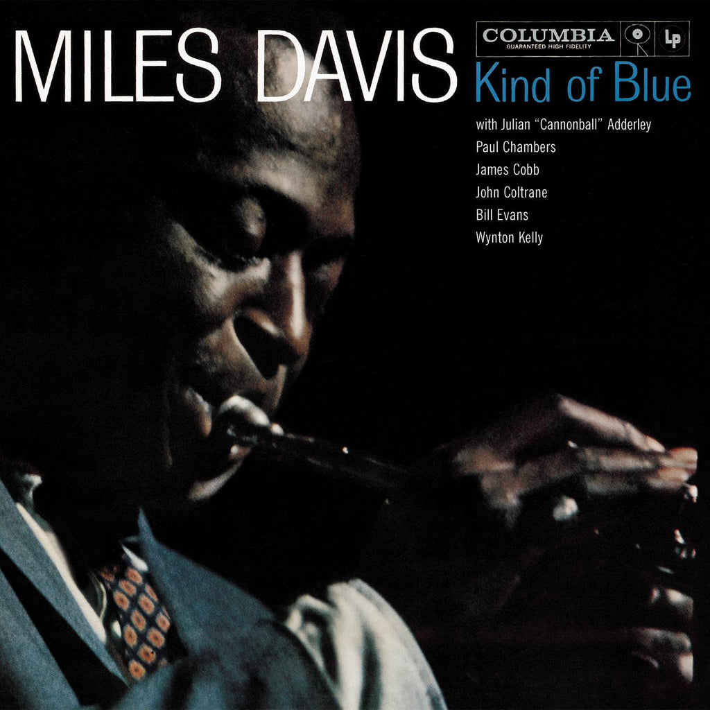 Miles Davis - Kind of Blue - new LP