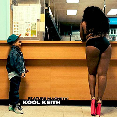 Kool Keith - Feature Magnetic (LP)
