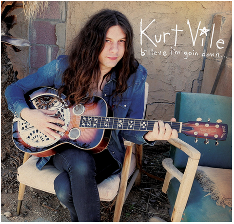Kurt Vile - B'lieve I'm Goin' Down - new LP
