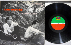 LEE KONITZ with WARNE MARSH - Japanese pressing, used LP