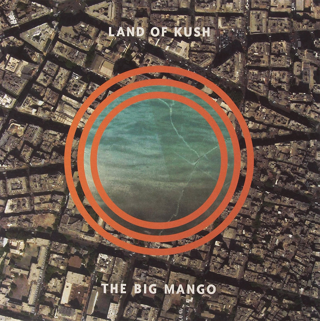 Land of Kush - The Big Mango (LP)