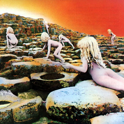 Led Zeppelin - Houses of the Holy (RM) - new LP