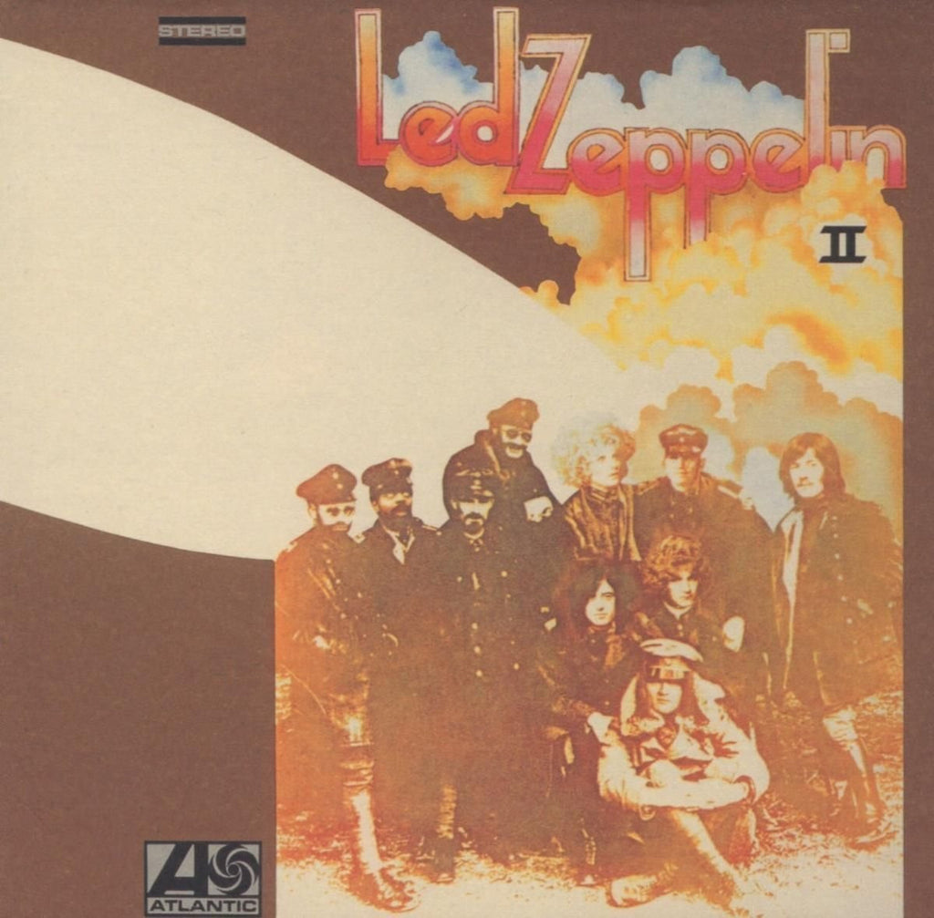 Led Zeppelin - II (RM) - new LP