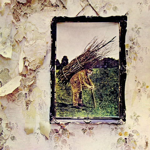 Led Zeppelin - IV (RM, 180G) - new LP