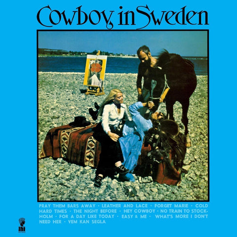 Lee Hazlewood - Cowboy in Sweden - new LP