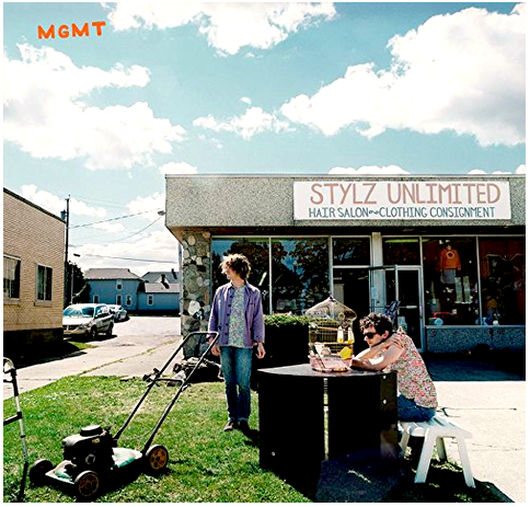 MGMT - MGMT - new LP