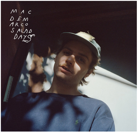 Mac Demarco - Salad Days - new LP