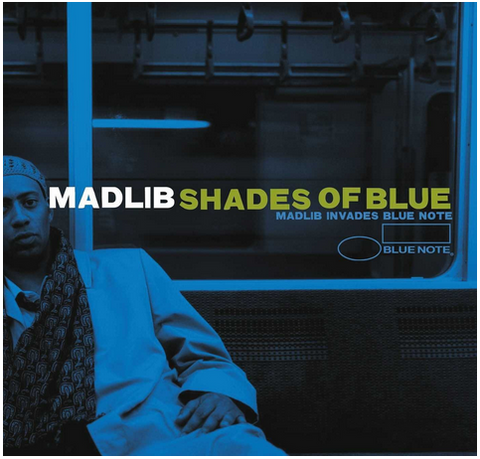 Madlib - Shades of Blue - new 2LP