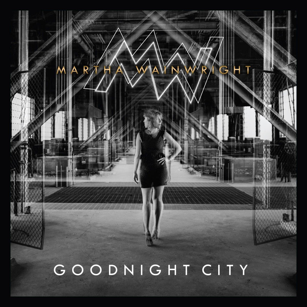 Martha Wainwright - Goodnight City - new LP