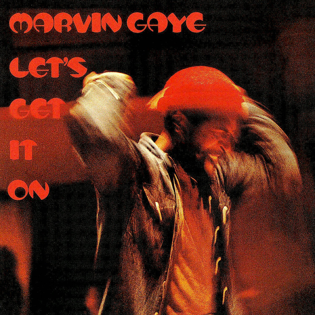 Marvin Gaye - Let's Get It On (LP)