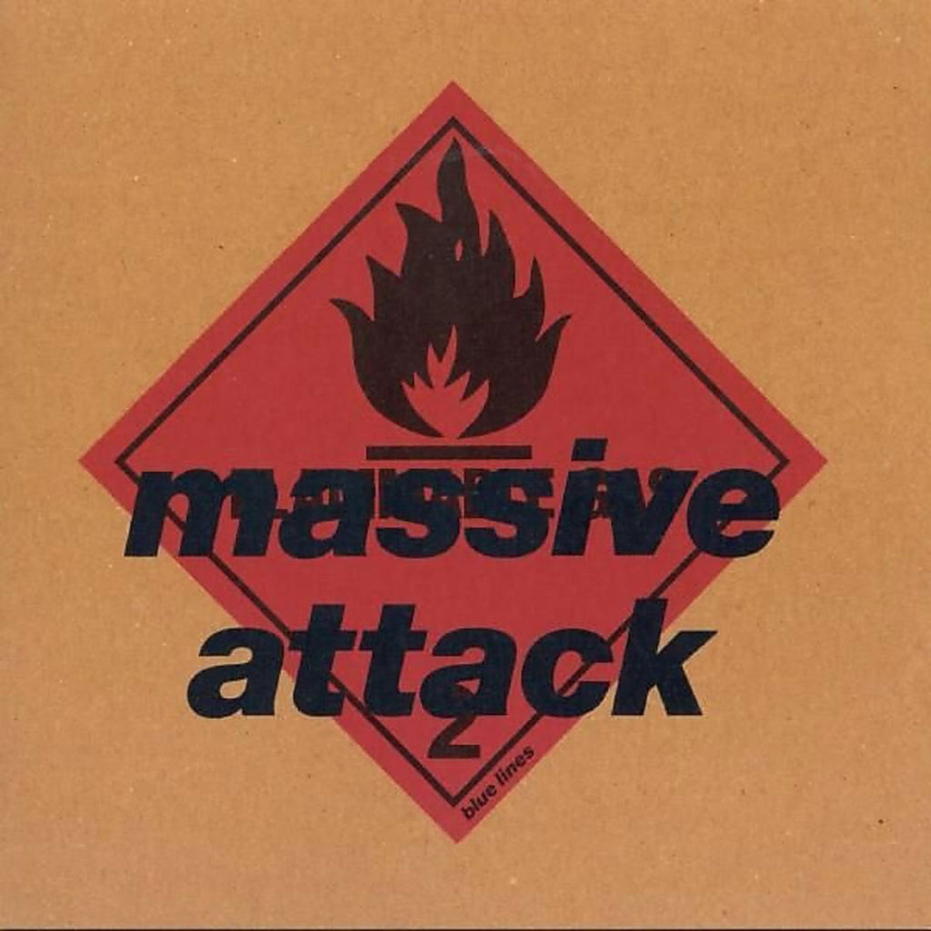 Massive Attack - Blue Lines - new LP