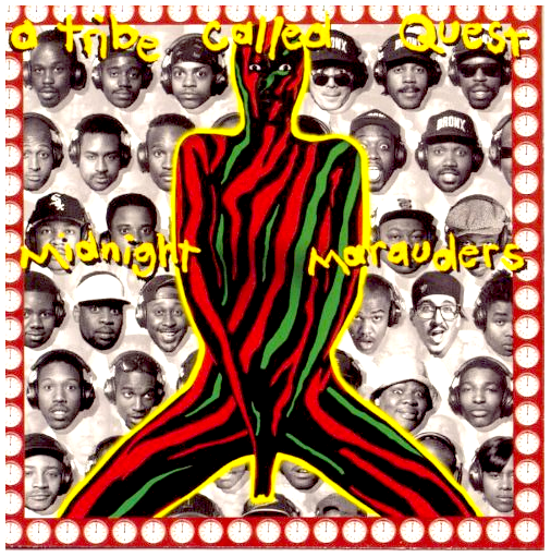 A Tribe Called Quest - Midnight Marauders - new LP