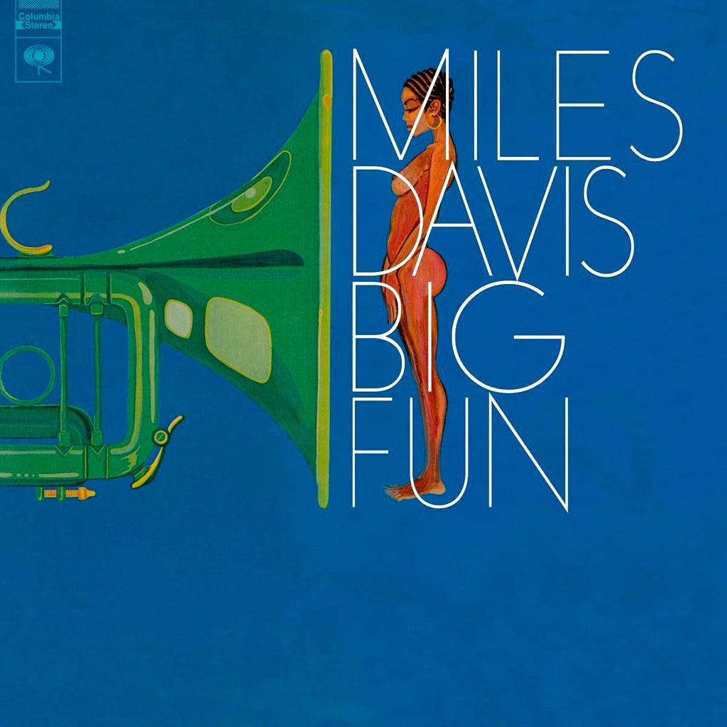 Miles Davis - Big Fun - (180g) new 2LP